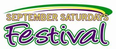 VENDOR REGISTRATION FORM:  September Saturdays Festival