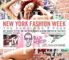New York Fashion Week | Seven Official Events