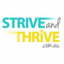 Strive and Thrive logo
