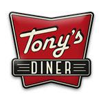 Tony's Diner logo