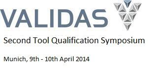 Tool Qualification Symposium 2014