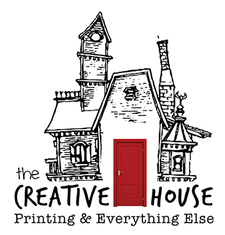 The Creative House  logo