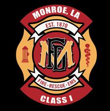 City of Monroe Fire Department logo