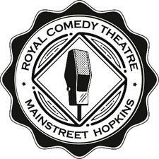 Royal Comedy Theatre logo