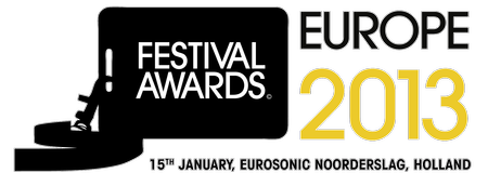 The European Festival Awards 2013