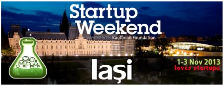 Startup Weekend Iasi
