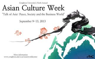 9th Annual Asian Culture Week at Creighton University