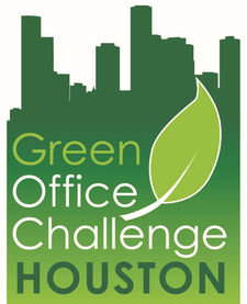 Houston Green Office Challenge logo