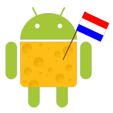 The Dutch Android User Group logo