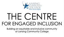 The Centre for Engaged Inclusion at Lansing Community College logo