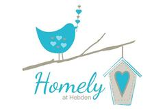Homely at Hebden logo