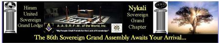 The 86th Annual Sovereign Grand Assembly (Dinner and...