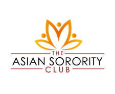 The Asian Sorority Club  logo