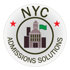 Maurice Frumkin, NYC Admissions Solutions logo