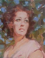 "Matt Linz - ""Painting With A Bold Brush-Portrait..."