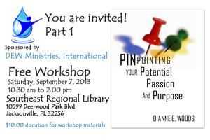 Pinpointing Your Potential, Passion and Purpose 1 & Part...