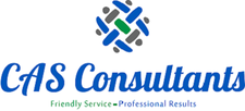 CAS CONSULTANTS LLC/ Angel Radcliffe logo