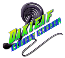"Oakleaf Comedy Corner: CLYDE GORDON !LIVE! with ""THE..."