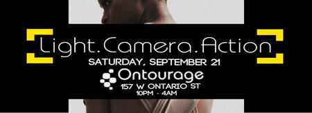 Virgo+Libra Saturday, September 21 at ONTOURAGE