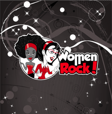 Women Rock! Nation logo