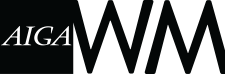 AIGA West Michigan logo
