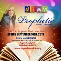 PTW Prophetic School of Ministry