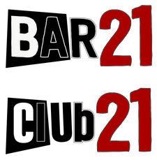 Bar 21 logo