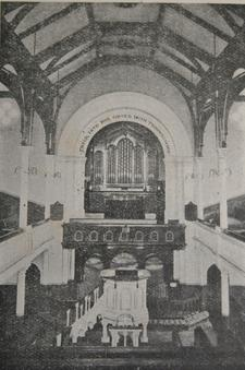 Stoke Newington High Street Methodist Church  logo