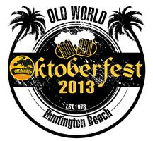 Old Worlds Oktoberfest 2013 Table Reservations