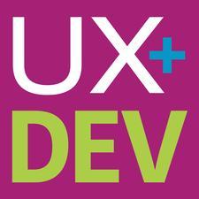 UX+DEV SUMMIT logo