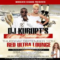 DJ KURUPT CELEBRITY BIRTHDAY BASH