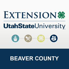 USU Extension - Beaver County logo