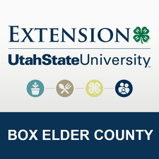 USU Extension - Box Elder County logo