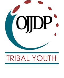 Office of Juvenile Justice and Delinquency Prevention Tribal Youth Training and Technical Assistance Center logo