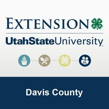 USU Extension - Davis County logo