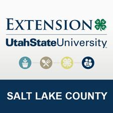 USU Extension - Salt Lake County logo