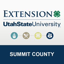 USU Extension - Summit County logo
