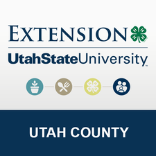 USU Extension - Utah County logo