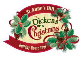 "St. Anne's Hill Historic Society Presents: ""Dickens of..."