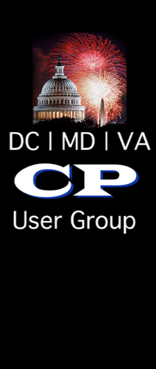 DMV Creative Pro User Group (DMVCPUG) logo