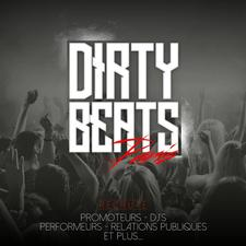 DIRTY BEATS logo