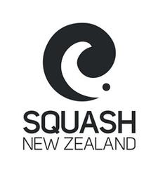 Squash New Zealand logo
