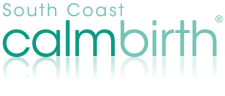 South Coast Calmbirth logo