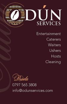 Odun services  logo