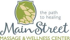 Main Street Massage and Wellness Center  logo
