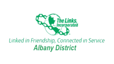 Albany District (NY) Chapter of The Links, Incorporated logo