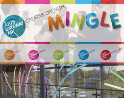 The Arts Gateway Mingle - 25th September 2013 @ The...