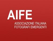 AIFE ASSOCIAZIONE ITALIANA FOTOGRAFI EMERGENTI logo