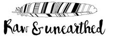 Raw&Unearthed logo