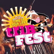 Tribfest Music Festival logo